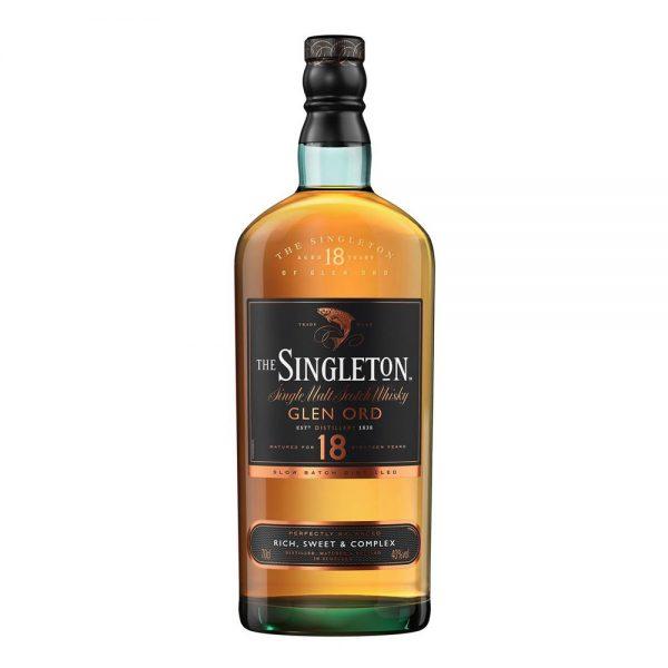 Singleton 18 Years